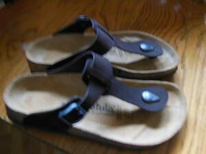 Original Fusse Bett Betula Sandals (never worn)