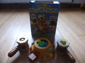 Fisher Price Whac A Mole Molehill Mania Game Family Pre school game 2 players