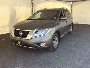 2015 Nissan Pathfinder SL LEATHER 4WD TRAILER PACKAGE!!!