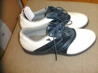 Adidas golf shoes size 9.5 uk