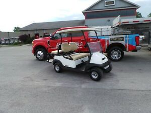 2014 Club Car Precedent SALE PRICED! Electric Gofl Cart  4 passe