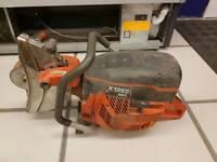 Husqvarna K1260 petrol disc cutter