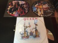 Queen vinal job lot