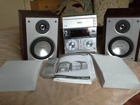 Philips 3CD Changer and CD Recorder