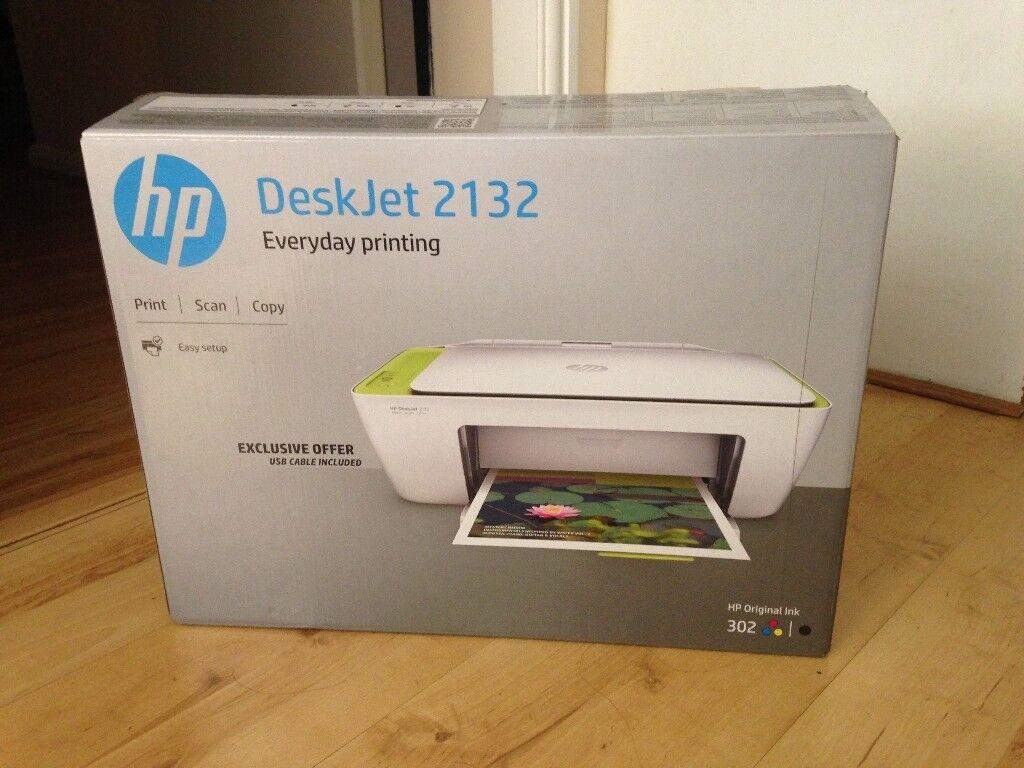 Hp Deskjet 2132 All In One Printer Scanner Copier