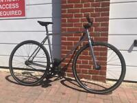 Fixie bike subrosa fixed gear bicycle