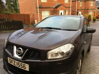 PRIVATE NISSAN QASHQAI TEKNA 66500 MILES, FSH FROM NISSAN, 1 YEAR MOT, 1st OWNER