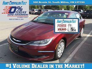 2016 Chrysler 200 COMPANY DEMO!! LX!!!