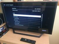 "Sony Bravia Smart TV 32"" Flatscreen built in Freeview"