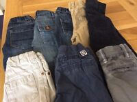 2-3 years trouser bundle 7 pairs great condition smoke/pet free home