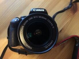 Canon DSLR EOS 450D EF-S 18-55 IS Camera