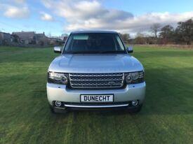 Land Rover Range Rover TDV8 WESTMINSTER (silver) 2013-01-31