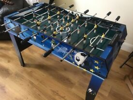 Football table 4ft x 2ft