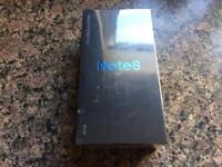Samsung Galaxy Note 8, Brand New, Box Unopened UNLOCKED