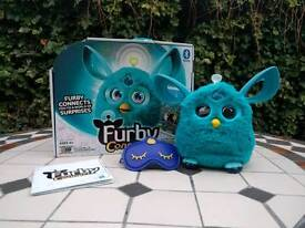Furby Connect teal colour
