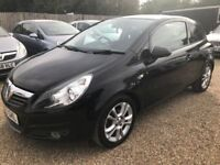 VAUXHALL CORSA 1.2 i 16v SXi HATCH 3DR 2010(60)*IDEAL FIRST CAR*CHEAP INSURANCE* EXCELLENT CONDITION