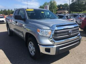 2015 Toyota Tundra Double Cab ONLY $291 BIWEEKLY WITH 0 DOWN!