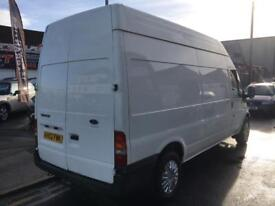 Ford Transit High Roof 2.5 TDCI 350