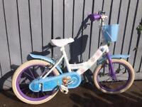 """16"""" frozen bike"""