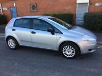"""FIAT GRANDE PUNTO ACTIVE 2006 """"56"""" PLATE, SILVER, 1.2 8V, CLEAN CAR INSIDE AND OUT"""
