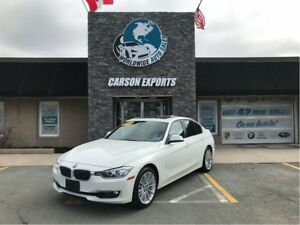2015 BMW 3 Series LOOK CLEAN 328I XDRIVE! FINANCING AVAILABLE!