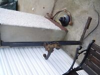 tow bar for Ford Focus