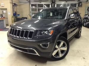2015 Jeep Grand Cherokee LIMITED.TOIT OUVRANT.GPS.CAMERA.CUIR.4X