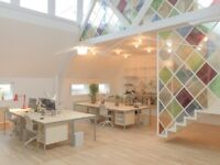 Desk space to rent in newly refurbished studio in Holloway