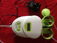 Calypso Double Plus Electric Breast Pump and Sterilizer