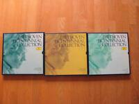 Beethoven Bicentennial Collection disques vinyles I II III