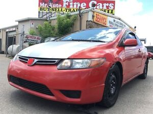 2007 Honda Civic Coupe COUPE| SUN ROOF|SPOILER