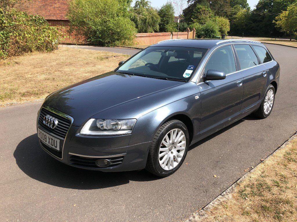 Superb Audi A6 Estate SE 2.7 Diesel, 2008, AUTOMATIC, full ...