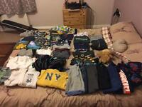 Boys clothing bundle - aged 8-9 years