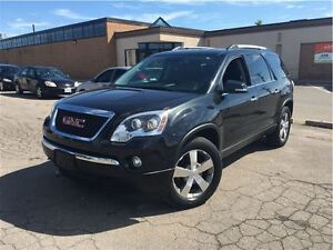 2012 GMC Acadia SLT LEATHER BIG MAGS BACK UP CAMERA REAR PARKING