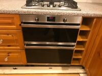 Baumatic Integrated Gas Oven, Gas Hob and Fridge