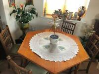 Dining Table -and 4 chairs