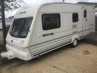 BAILEY SENATOR ARIZONA 4 BERTH **SPARES OR REPAIR**