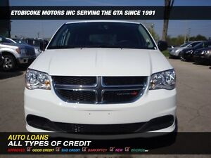 2014 Dodge Grand Caravan SXT / STOW & GO / DVD
