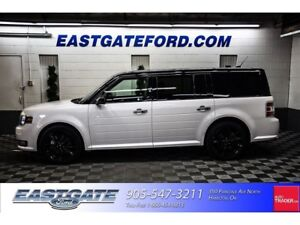 2017 Ford Flex SEL Roof and Nav