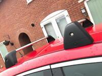 Genuine Vauxhall Astra roof bars