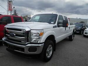 2016 Ford F-350 XLT  Power Seats  Power Windows