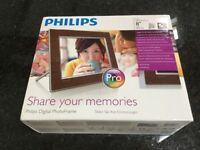 Digital photoframe Philips 8 inch