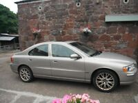 Volvo Gold S60 S T Auto 2.0 Litre (one lady owner from new)