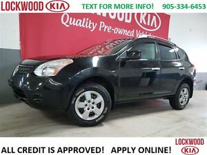 2010 Nissan Rogue S - AWD, CRUISE CONTROL, KEYLESS ENTRY