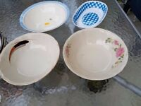 Spare large bowls