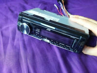 JVC KD-X220 USB AUX mp3 tuner CHEAP car stereo!