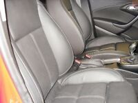 astra J 2015 5 door leather interior