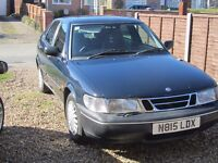 Saab 900i with FULL SERVICE HISTORY!!! MUST GO