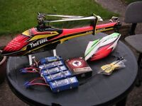 align trex 500l dominator rc helicopter