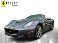 2012 Ferrari California F1 - CPO 2 Years Warranty